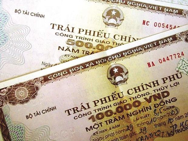 Huy dong 1.250 ty dong qua dau thau trai phieu Chinh phu hinh anh 1