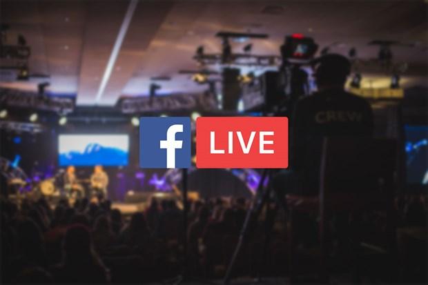 Facebook sap them tinh nang thu phi xem cac su kien live stream hinh anh 1
