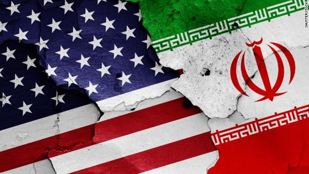 Cang thang My-Iran: Hai ben tiep tuc co hanh dong dap tra lan nhau hinh anh 1