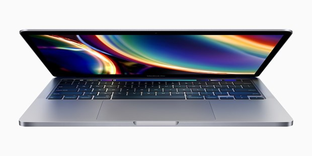 Apple ra mat MacBook Pro 13inch moi voi ban phim Magic hinh anh 1