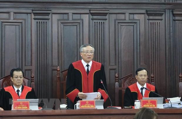 Vu Ho Duy Hai: Khong co co so de huy ban an, dieu tra lai hinh anh 1