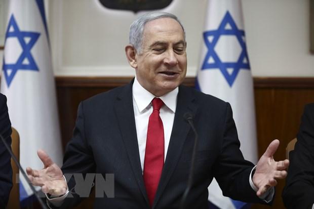 Israel thanh lap duoc chinh phu moi sau 18 thang be tac chinh tri hinh anh 1