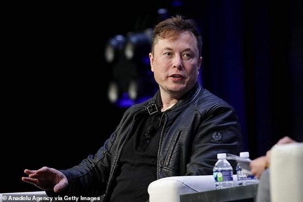 Ty phu Elon Musk tiep tuc chi trich Facebook la mot