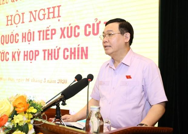 Bi thu Ha Noi lam ro viec quy hoach truc Ho Tay-Ba Vi hinh anh 1