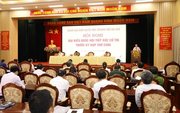 Bi thu Ha Noi lam ro viec quy hoach truc Ho Tay-Ba Vi hinh anh 2