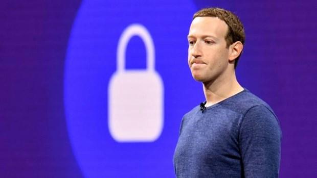 CEO Facebook thua nhan tam quan trong cua viec hop tac voi chinh quyen hinh anh 1