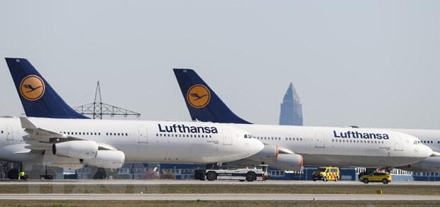 Chinh phu Duc nhat tri ve goi cuu tro cho hang hang khong Lufthansa hinh anh 1