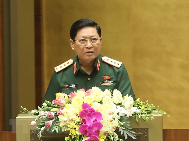 Luat Bien phong Viet Nam nham the che hoa chinh sach ve bien gioi hinh anh 1