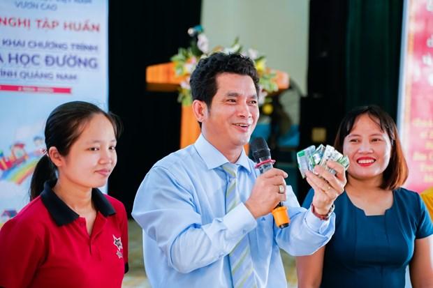 33.000 tre em mien nui Quang Nam uong sua mien phi nho sua hoc duong hinh anh 5