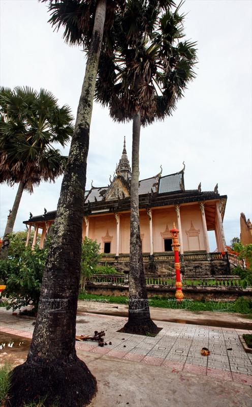 Chua Xien Can - long lay kien truc Khmer cua Bac Lieu hinh anh 1