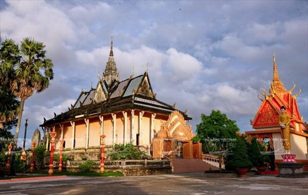 Chua Xien Can - long lay kien truc Khmer cua Bac Lieu hinh anh 2