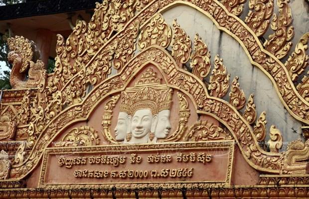 Chua Xien Can - long lay kien truc Khmer cua Bac Lieu hinh anh 8