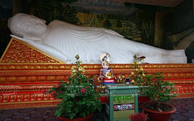 Chua Xien Can - long lay kien truc Khmer cua Bac Lieu hinh anh 9