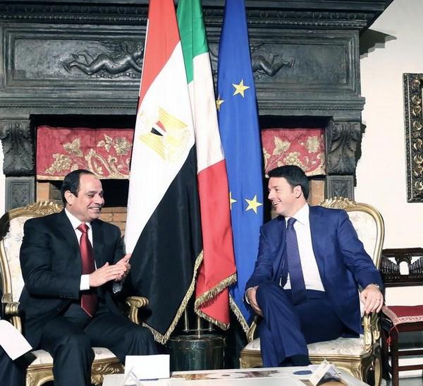 Thu tuong M. Renzi: Ai Cap la doi tac chien luoc cua Italy va EU hinh anh 1