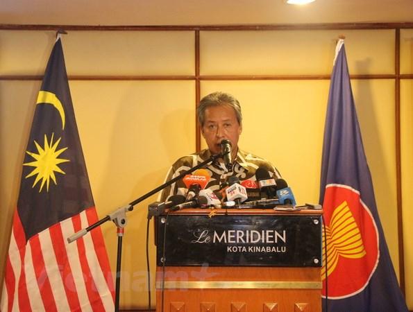 Malaysia hop bao ve Hoi nghi hep Bo truong Ngoai giao ASEAN hinh anh 1
