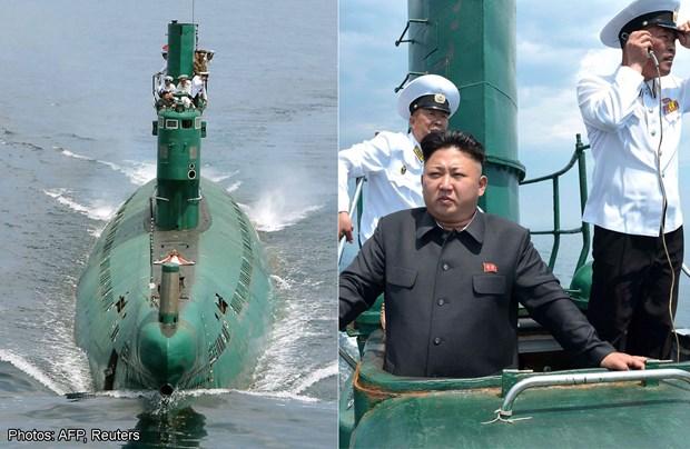 Ong Kim Jong-Un:
