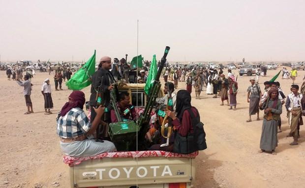 Yemen: Cac phan tu ly khai rut khoi dam phan do LHQ bao tro hinh anh 1