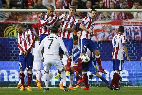 Derby Madrid luot ve: Atletico khong ngan, Real cung chang ngai hinh anh 1