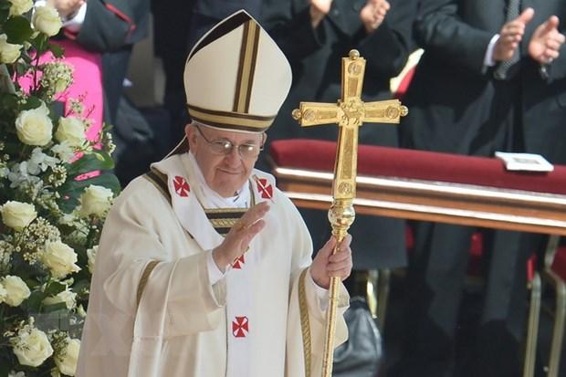Vatican xac nhan Giao hoang Francis se tham Cuba vao thang 9 hinh anh 1