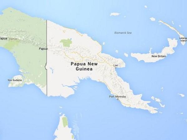 Tiep tuc xay ra dong dat 7,1 do Richter o Papua New Guinea hinh anh 1