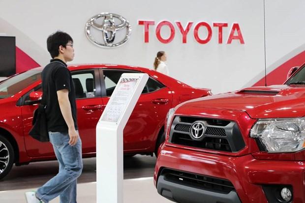 Toyota Australia quyet dinh thu hoi 181.000 xe do loi tui khi hinh anh 1