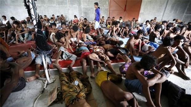 My cam ket vien tro tai chinh va tai dinh cu cho nguoi Rohingya hinh anh 1