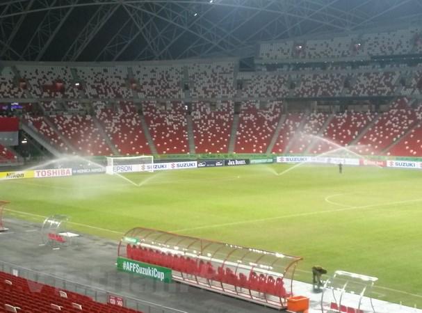 Singapore gioi thieu mat co dac biet danh cho SEA Games 28 hinh anh 1