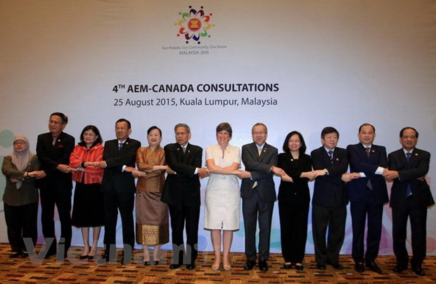 ASEAN-Canada muc tieu tang gap doi kim ngach thuong mai song phuong hinh anh 1