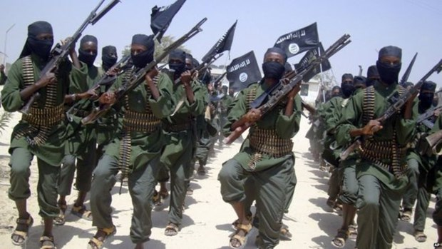 Luc luong AU day lui phien quan Hoi giao Al-Shabaab khoi mot can cu hinh anh 1