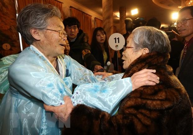 Han Quoc keu goi Trieu Tien khong chinh tri hoa van de nhan dao hinh anh 1