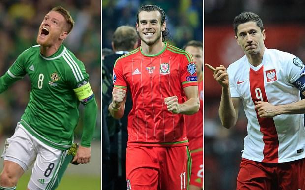 Nhung ky luc thu vi sau khi vong loai EURO 2016 ket thuc hinh anh 1