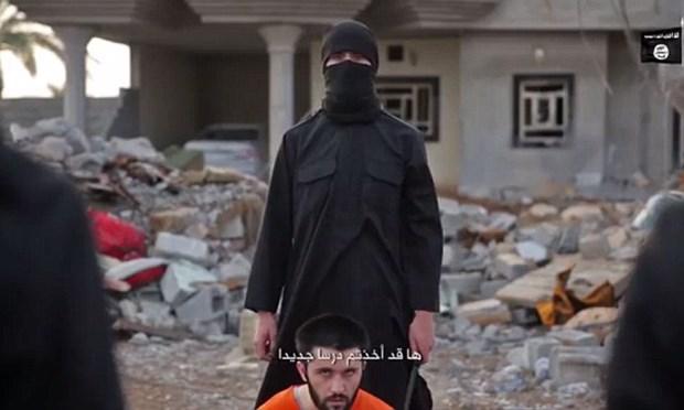 IS hanh quyet thieu nien Tunisia vi chi diem cho quan doi hinh anh 1