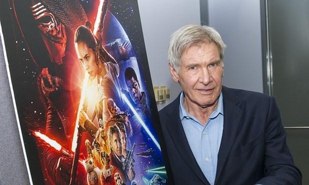 Harrison Ford bat ngo de lo chi tiet quan trong trong Star Wars moi hinh anh 1