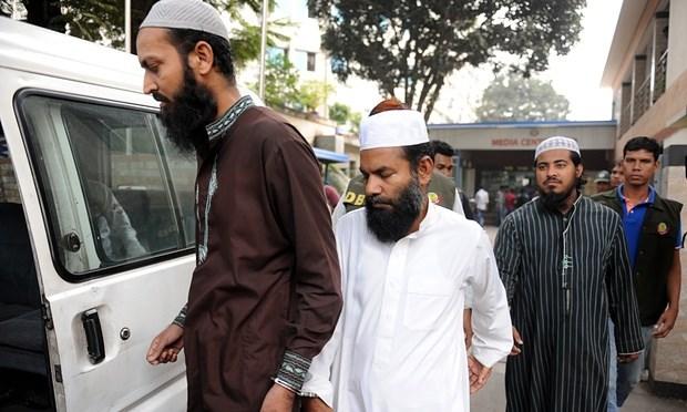 Canh sat Bangladesh bat giu 7 nghi pham phien quan Hoi giao hinh anh 1