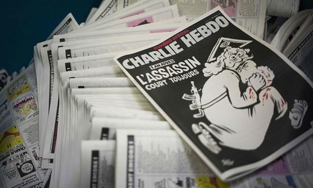 So dac biet cua Charlie Hebdo bi chi trich vi bang bo Thuong de hinh anh 1
