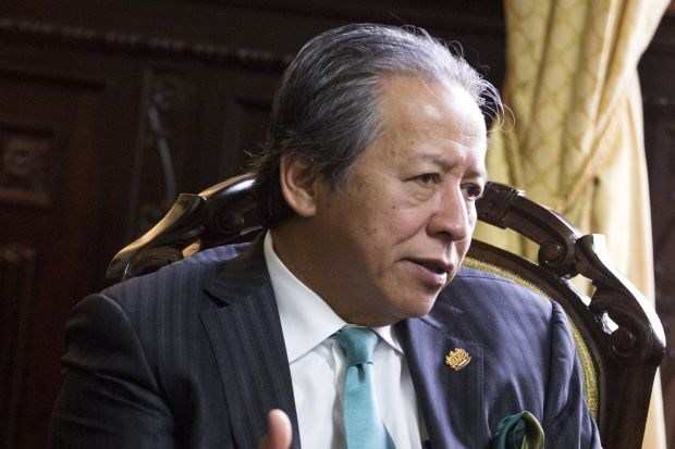 Malaysia va Lao nhat tri mo rong hop tac trong nhieu linh vuc hinh anh 1