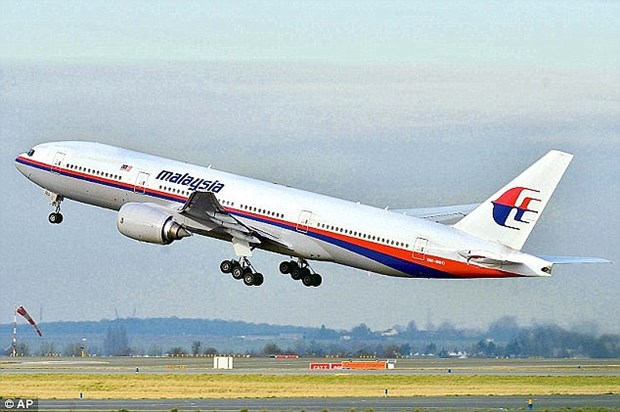 Malaysia cong bo bao cao dieu tra so bo lan 2 ve vu MH370 hinh anh 1