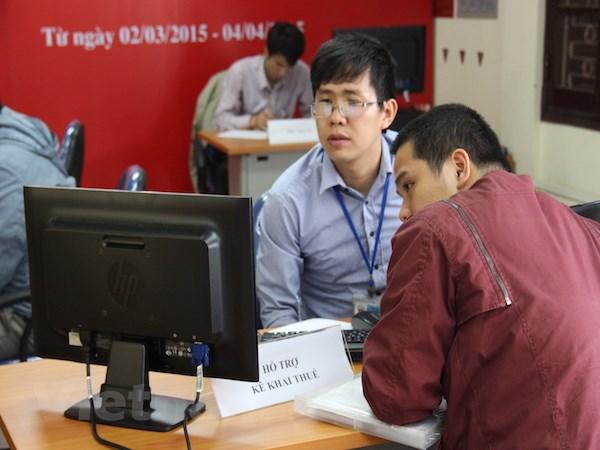 Tong thu khu vuc doanh nghiep Nha nuoc chi dat 57,4% du toan hinh anh 1