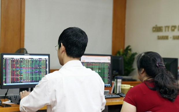 Tang 2 phien lien tiep, chi so VN-Index gan cham moc 772 diem hinh anh 1