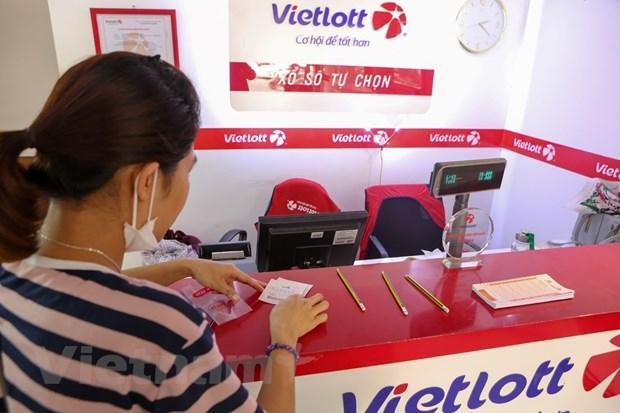 Vietlott bao doanh thu gan 7.900 ty dong sau 2 nam kinh doanh hinh anh 1