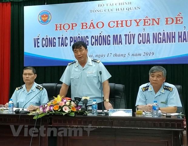 'Ma tuy tu khu vuc Tam giac vang vao Viet Nam co chieu huong gia tang' hinh anh 2