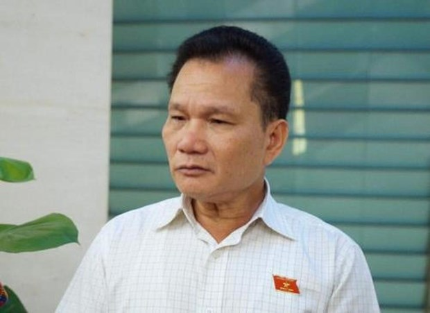 Dai bieu Bui Sy Loi: 'Nhieu doanh nghiep moi, toi chua du cuoc nao' hinh anh 1