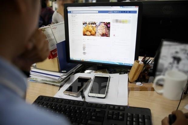 Tong cuc Thue: 'Kinh doanh online khong phai vo hinh tren mang' hinh anh 1