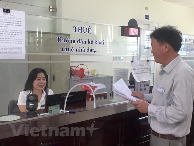 Kiem toan Nha nuoc: Don doc thu no cua co quan thue chua quyet liet hinh anh 1