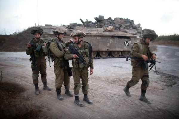 Israel danh hon 16 ty USD ngan sach nam 2015 cho quoc phong hinh anh 1