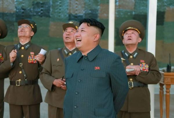 EU keu goi dua nha lanh dao Trieu Tien ra toa an hinh su quoc te hinh anh 1