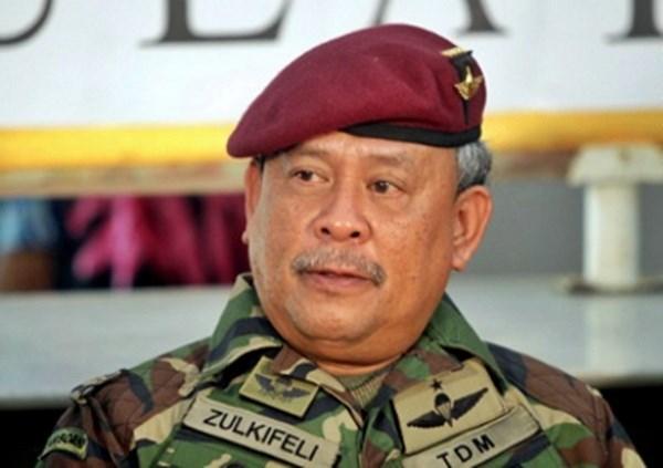Malaysia tang cuong hop tac voi cac nuoc trong khu vuc chong IS hinh anh 1