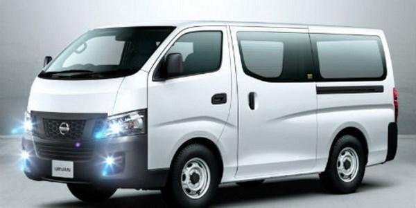 Nissan cung cap xe van thuong mai cho Mitsubishi Fuso hinh anh 1