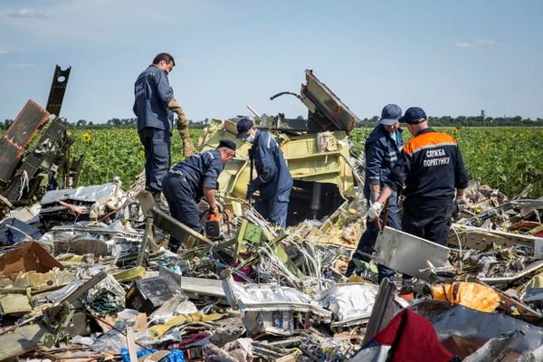 Dieu tra ve vu may bay MH17 se keo dai them 9 thang hinh anh 1