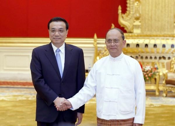 Trung Quoc va Myanmar ky thoa thuan kinh te tri gia 7,8 ty USD hinh anh 1